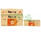 Flevox M 134mg spot-on dog a.u.v. sol 1x1,34ml