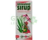 Herbacos Jitrocelový sirup s Echinac.a vit.C 320g