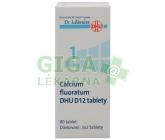 No.1 Calcium fluoratum DHU 80 tablet D5-D30