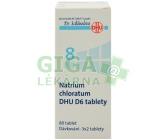 No.8 Natrium chloratum DHU 80 tablet D5-D30