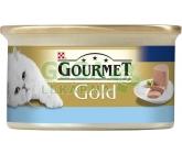 Gourmet Gold cat konz.-jemná paštika tuňák 85g