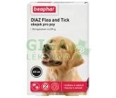 DIAZ Flea and Tick 6.435g obojek pro psy 65cm