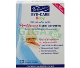 Dr.Fischer Eye-Care Baby 20 ubrousků