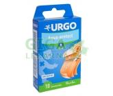 URGO Aqua protect Omyvatelná náplast 10cmx6cm 10ks