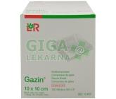 Gáza hydrofil.skl.kompr.ster.Gazin 10x10cm/100ks