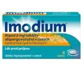 Imodium Rapid 2mg por.tbl.dis.6x2mg