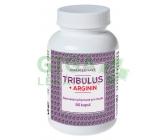 Tribulus + Arginin 90 kapslí
