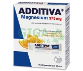 Additiva Magnesium 375 Mg, Direct pomeranč 20sáčků