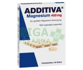 Additiva Magnesium 400 Mg,30tbl