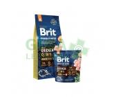 Brit Premium Dog by Nature Junior M 1kg