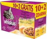 Whiskas kapsa Drůběží výběr v želé 12x100g