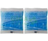 CRYOSFARMA 12x12cm gelový studený/teplý obklad 2ks