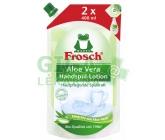 Frosch EKO Prostředek na mytí nádobí Aloe vera - náhradní náplň 800 ml