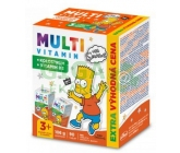 The Simpsons Multivitamin + kolostrum tbl.90