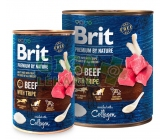 Brit Premium by Nature konz. Beef & Tripes 400 g