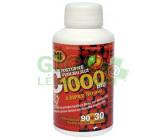 JML Vitamin C tbl.120x1000mg post.uvol.s šípky