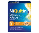 Niquitin Clear 14mg 14mg/24h tdr.emp.7