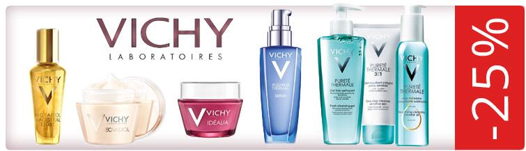 GigaLékáreň.sk - Kosmetika Vichy se slevou 25%
