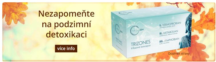 GigaLékáreň.sk - Trizones pro podzimní detox