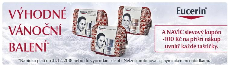 GigaLékáreň.sk - Vánoční sety Eucerin