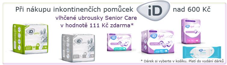 GigaLékáreň.sk - Vlhčené ubrousky k ID pomůckám zdarma
