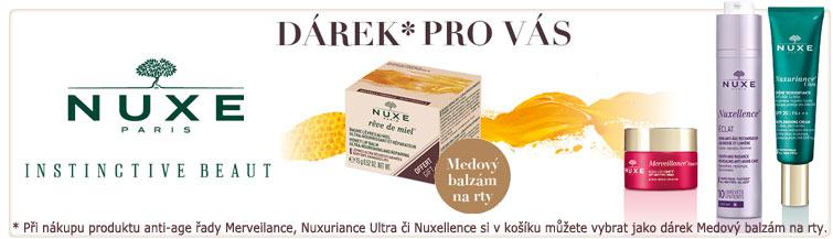 GigaLékáreň.sk - Nuxe medový balzám zdarma k nákupu Nuxe