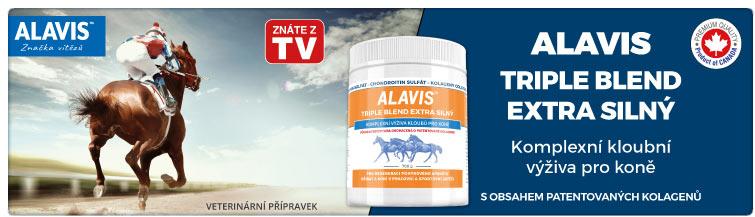 GigaLékáreň.sk - ALAVIS Triple blend extra silný