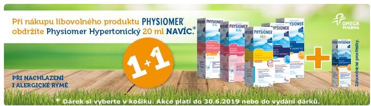 GigaLékáreň.sk - Physiomer 1+1