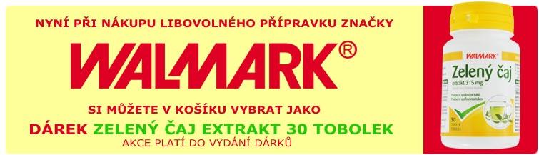GigaLékáreň.sk - Dárek k produktům značky Walmark