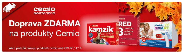 GigaLékáreň.sk - Doprava zdarma na produkty Cemio