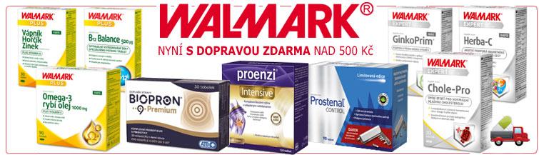 GigaLékáreň.sk - Walmark s dopravou zdarma nad 500 Kč