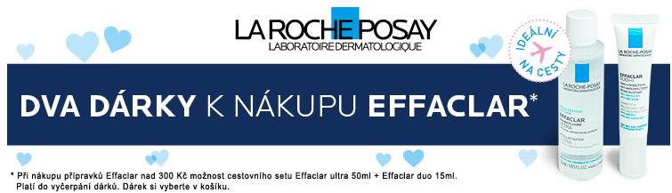 GigaLékáreň.sk - Effaclar od La Roche s dárkem