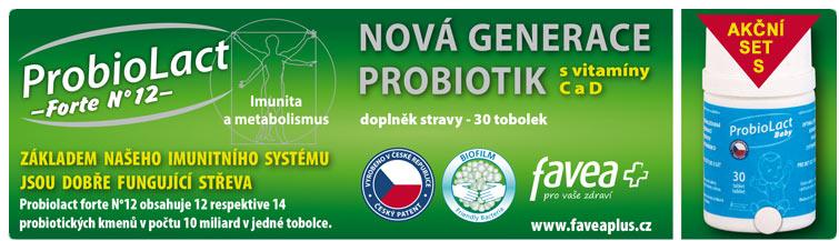 GigaLékáreň.sk - Probiolact akční set 1+1