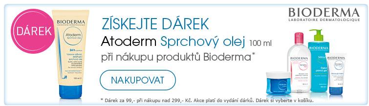 GigaLékáreň.sk - Bioderma Atoderm dárek k nákupu nad 299 Kč