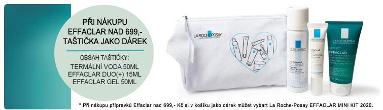 GigaLékáreň.sk - Effaclar hodnotná taštička k nákupu