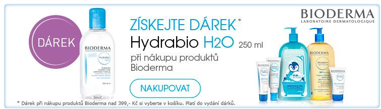 GigaLékáreň.sk - Bioderma s dárkem Hydrabio H2O