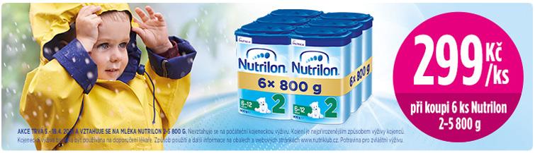 GigaLékáreň.sk - Nutrilon 6 pack