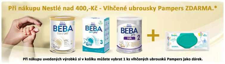 GigaLékáreň.sk - Beba 400 a ubrousky jako dárek