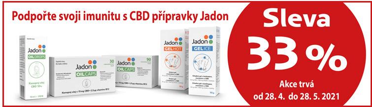 GigaLékáreň.sk - Jadon CBD s 33 % slevou