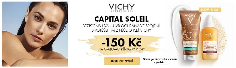 GigaLékáreň.sk - Vichy Capital Soleil -150 Kč