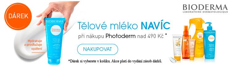 GigaLékáreň.sk - BIODERMA - tělové mléko k Photoderm
