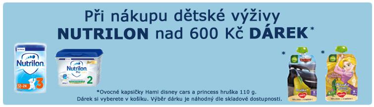 GigaLékáreň.sk - K nákupu Nutrilon DÁREK kapsička Hami