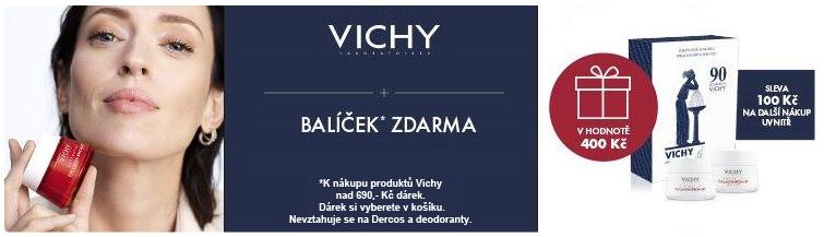 GigaLékáreň.sk - Vichy+balíček v hodnotě 400 Kč