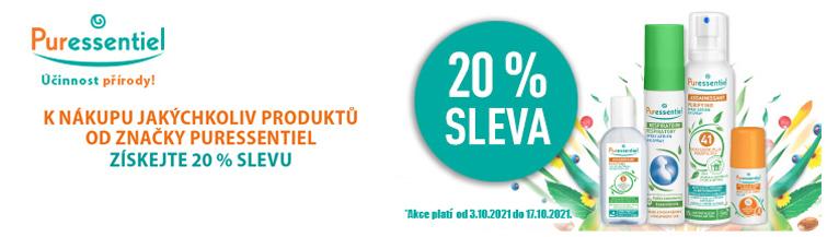GigaLékáreň.sk - Puressentiel 20 % sleva