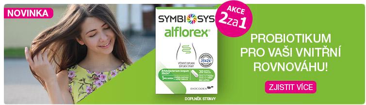 GigaLékáreň.sk - Symbiosys Alflorex v akci 2za1