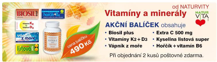GigaLékáreň.sk - Podzimní balíček pro zdraví a krásu