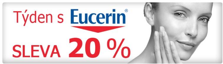 GigaLékáreň.sk - Týden s Eucerinem 20 %