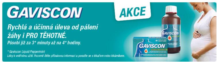 GigaLékáreň.sk - Gaviscon je i pro těhotné