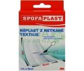 3M Spofaplast Náplast z netkané textil.864 1mx8cm