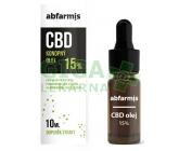 Abfarmis CBD olej 15% 10ml